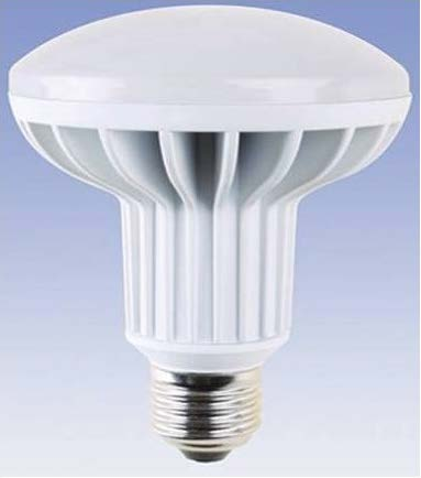 BOMBILLA REFLECTORA LED R90 12W CALIDA E27 3200K